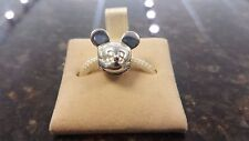 Authentic Chamilia Disney Mickey Mouse Head Charm