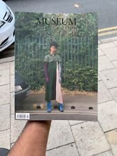 Museum MagaZine High Fashion Editorial Issue 7 Factory