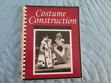 Costume Construction by Katherine Strand-Evans (1999, Paperback)