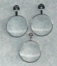 3 Magnifying type Optometrist ..trial optical lenses