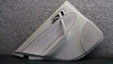 1Y82067 Mercedes W203 C Klasse Türverkleidung Türpappe Hinten Links A2037308770