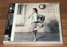 SEALED & PROMO issue Japan CD! Andy Rinehart JASON'S CHORD Mick KARN David TORN