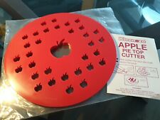 Pastry Top Cutter for Apple Pie 🍏🥧Apple Shapes 🍎🍏🍎 Pastry Pie Decoration