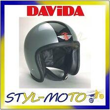 90200 CASCO DAVIDA 90-SPEEDSTER TWO TONE SILVER / BLACK TAGLIA XL
