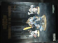 Warhammer 40k Space Marines Triumverate of the Primarch No Poster