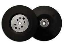"Flexipads Angle Grinder Backing Pad Black 115mm 4 1/2"" M10 x 1.50 20107"