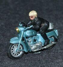 Britains No.9697 Police Patrolman Triumph Thunderbird Motorcycle
