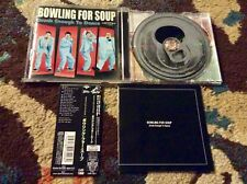 Bowling For Soup Drunk Enough To Dance CD Japanese Pressing With OBI BVCQ-21017