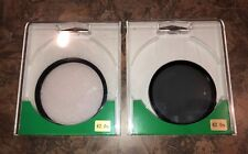 62mm Filter Set Lot/Cir-Polarizing And Skylight. Pre-owned. VGC.