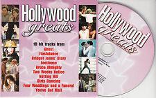 CD CARDSLEEVE COLLECTOR 15T HOLLYWOOD GREATS CARA/SHIRELLES/GAYNOR/ANDY WILLIAMS