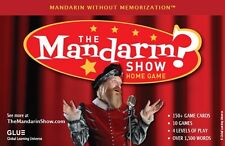 The Mandarin Show - Learn Over 1500 Mandarin Chinese Words - Educational Game