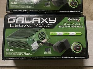 Galaxy legacy electronic ballast