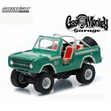 Gas Monkey Garage Diecast Bronco From Greenlight *FREE 1-3 DAY SHIPPING*