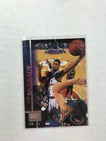 1997-98 Upper Deck Tracy McGrady #300 Rookie HOF Basketball Card