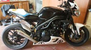 Triumph speed triple 1050 Kit Puntale + Codone Speed Cup