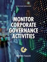 Monitor Corporate Governance Activities