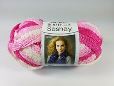 New listing 1 Skein Red Heart Boutique Sashay Yarn Tutu Super Bulky Pink