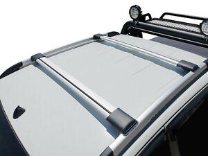 Aerodynamic Roof Rack Cross Bar for Great Wall Steed Dual Cab 2016-20 Lockable