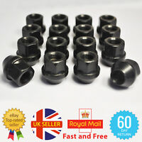 16 x Ford M12 x 1.5, 19mm Hex Open Alloy/Steel Wheel Nuts