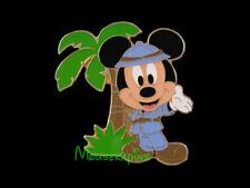 Mickey Mouse Safari Adventure Tokyo Disney Sea 2015 Pin