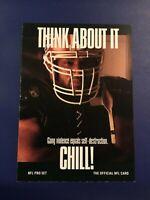 1991 Pro Set # 729 CORNELIUS BENNETT Buffalo Bills Linebacker PSA Chill Rare !