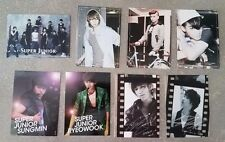 Super Junior Star Cards 28 Card Collection