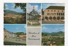 Bruck a de Mur Steiermark Austria Postcard 435a