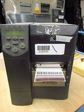 Zebra Z4M Z4M00-0004-0000 DT/TT Label Printer Parallel - ZM400 COVER! LINES