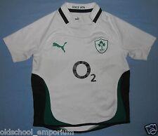 Ireland (IRFU) / 2009-2010 Away - PUMA - JUNIOR Rugby Shirt / Jersey. 12y, 152cm