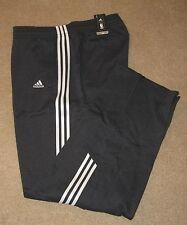 NWT Men Adidas Authentic NBA Practice Sweatpants Onix Black-4XL L+2