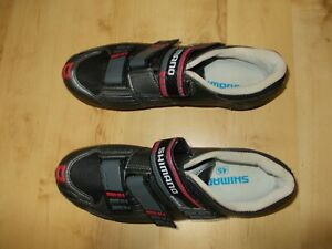 Shimano  R099 carbon road bike shoes size 45, very good condition