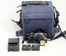Panasonic Lumix DMC-GF3 12.1MP Mirrorless Digital Camera Body Only MFT