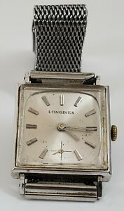 Longines Model 5019 - Mechanical Wind - 10k Gold Filled Watch - 1967 Approx.