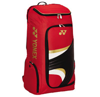 YONEX Stand Backpack Badminton Tennis Sports Racket Bag Red NWT 69BP002U