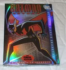 Batman Beyond - Completo Stagione Three 3 - DVD Cofanetto Region 2