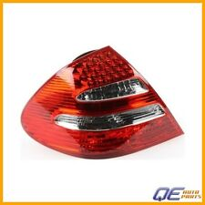 Mercedes Benz W211 E320 E350 E500 E55 AMG Taillight Assembly - 2 Clear Sections