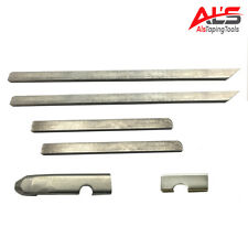 """Tapeworm 4"""" Angle Head Drywall Corner Finisher Replacement Blade and Bullet Kit"""