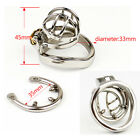 Stainless Steel Super Small Male Chastity Device Chastity Cage A273