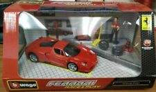 Ferrari Enzo Race & Play. Diorama Garage  1/32 scale