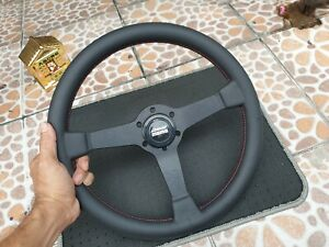 VERY RARE VINTAGE MOMO Daytona Steering Wheel BMW VW BENZ Ferrari Hona mazda