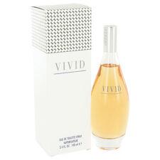 Vivid Perfume By LIZ CLAIBORNE FOR WOMEN 3.4 oz Eau De Toilette Spray 402386