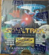 1993 Skybox Master Series STAR TREK; EDITION Factory Sealed