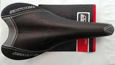 REDLINE BMX SEAT Redline Flight Saddle Pro Black / Grey  old school NEW