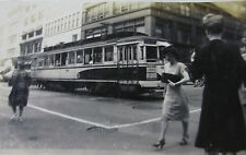 USA133 - KANSAS CITY PUBLIC SERVICE Co - TROLLEY No663 PHOTO - Missouri USA
