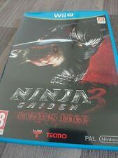 Ninja Gaiden 3 : Razor's Edge Nintendo Wii U