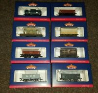 OO gauge Bachmann boxed Wagon model railway rollingstock choose from list