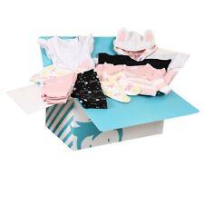 PeekabooBox 23 pces newborn baby girl infant clothing gift set size 000 clothes