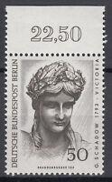 Berlin 1967 Mi. Nr. 306 Postfrisch mit Oberrand (24034)