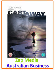 Drama Cast Away Commentary DVDs & Blu-ray Discs