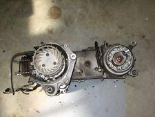 2001 Yamaha VINO 50 (YJ50) lower end piston cylinder jug shaft stator fan brake
